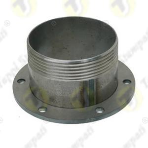 Bocchettone per serbatoio moto F52.BKE in acciaio filettato 2