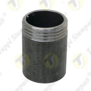 Bocchettone per serbatoio moto FP3.BKE in acciaio filettato maschio da saldare su serbatoio