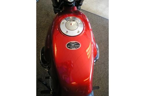 Tappo serbatoio per Moto Guzzi V7 Classic 240.1V7.BKE