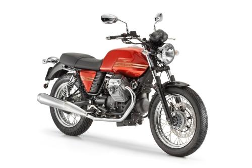 Tappo serbatoio per Moto Guzzi V7 Classic 2013 con chiave e flangia