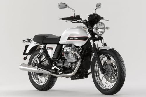 Tappo serbatoio benzina 240.1V7.BKE con flangia per Moto Guzzi V7 Classic 2011