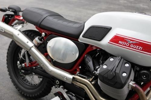 Tappo benzina 240.2V7.BKE per serbatoio Moto Guzzi V7 II Stornello 2016