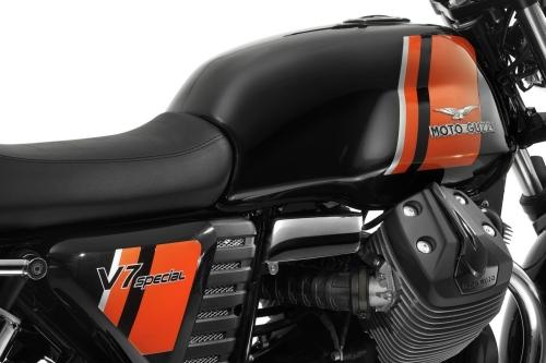 Tappo serbatoio 240.2V7.BKE per Moto Guzzi V7 Special