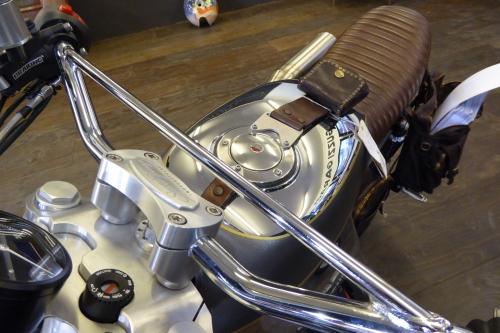 Tappo benzina 240.2V7.BKE per serbatoio Moto Guzzi V7 II Racer