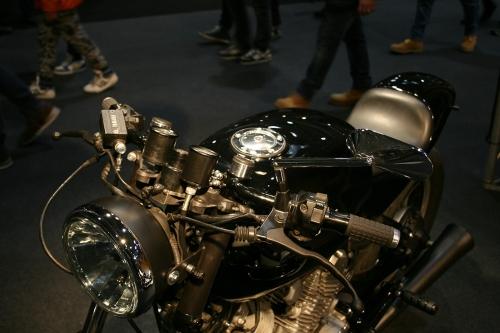 Tappo serbatoio per custom Yamaha 240.COM.BKE