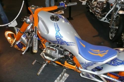 Tappo moto 240.COM.BKE per serbatoio custom Moto Guzzi California Tribals EV