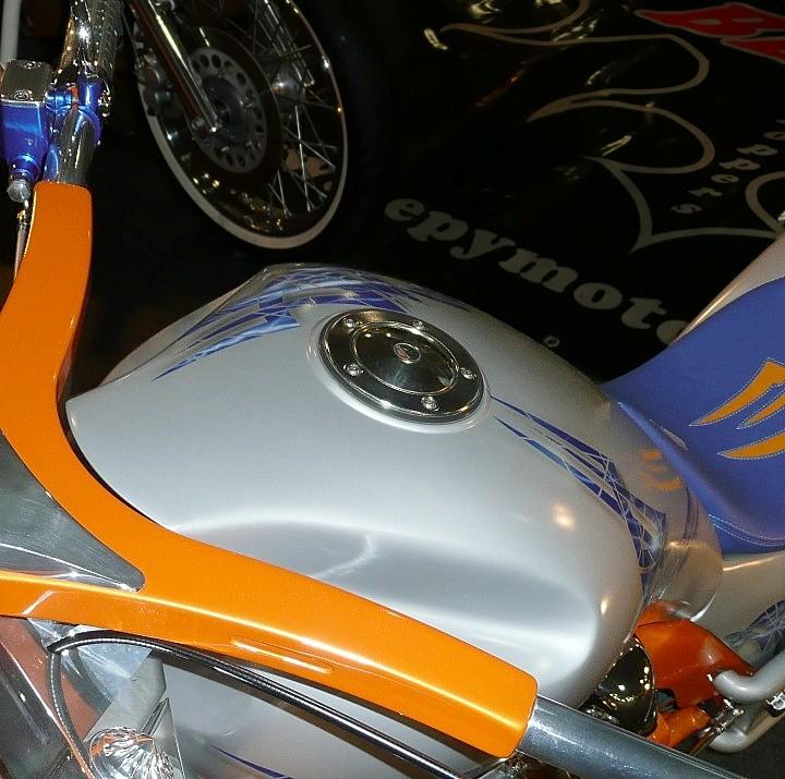 Tappo serbatoio moto 240.COM.BKE
