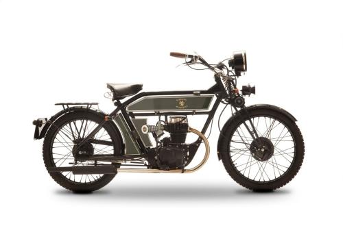 Tappo serbatoio per moto Douglas Sterling MK5 Countryman Deluxe vintage ALU.BKE