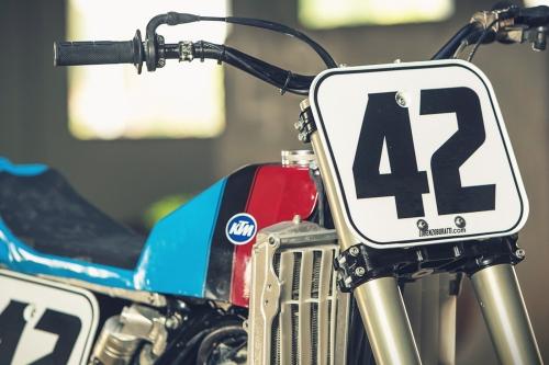 Tappo serbatoio per KTM 450 ALU.BKE