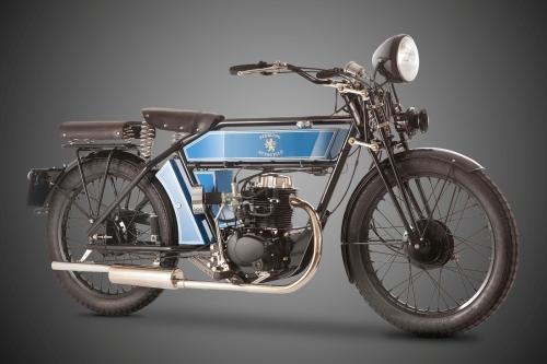 Tappo serbatoio per Moto Sterling ALU.BKE nero