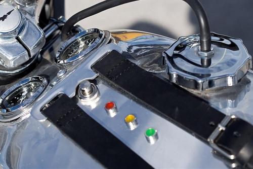 Tappo serbatoio per Moto Guzzi 850 custom G2.BKE acciaio