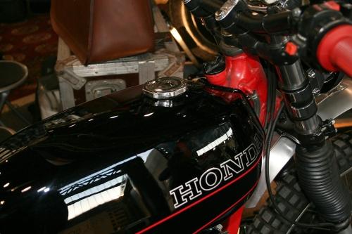 Tappo serbatoio per Honda XL 600 custom GR.BKE