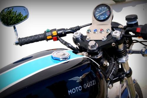 Tappo serbatoio per Moto Guzzi 850 GR.BKE