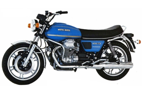 Tappo serbatoio per Moto Guzzi 850 T3 GR.BKE