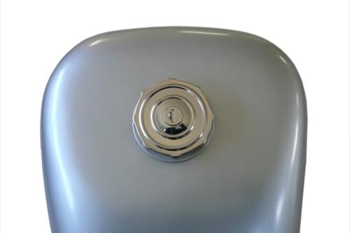 Tappo per serbatoio moto custom GR.BKE con chiave