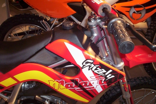 Tappo serbatoio per minimoto Malaguti Grizzly P3.BKE