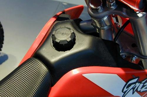 Tappo serbatoio per motocross Malaguti Grizzly P3.BKE