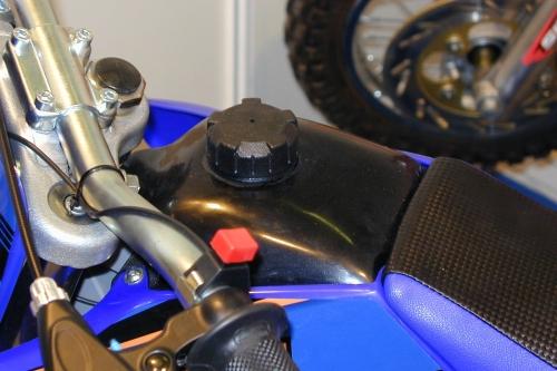 Tappo serbatoio per motocross Malaguti P3.BKE