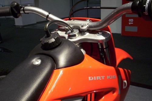 Tappo serbatoio P3.BKE per Moto Derbi Dirt Boy e Dirt Kid