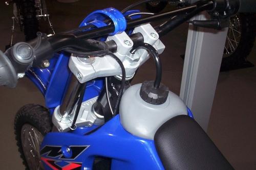 Tappo serbatoio per minimoto cross Rieju MX P3.BKE