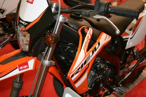 Tappo serbatoio olio per motocross Rieju MRT P3.BKE