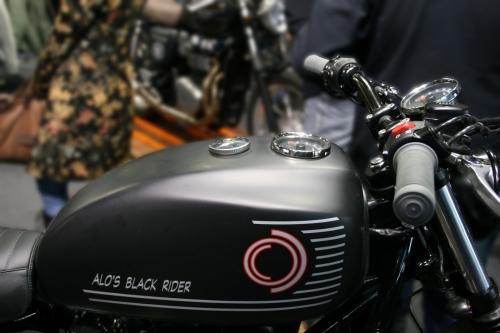 Tappo serbatoio per Triumph Bonneville T100 custom R.BKE con chiave