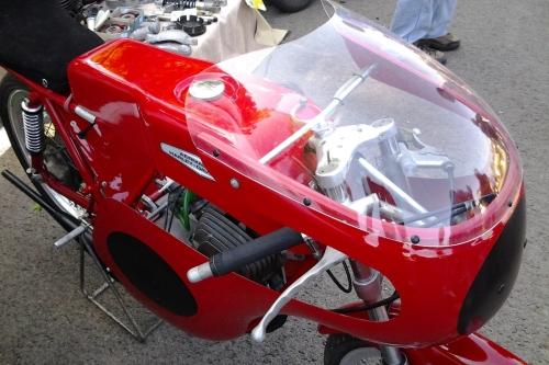 Tappo serbatoio per Aermacchi Harley Davidson R.BKE