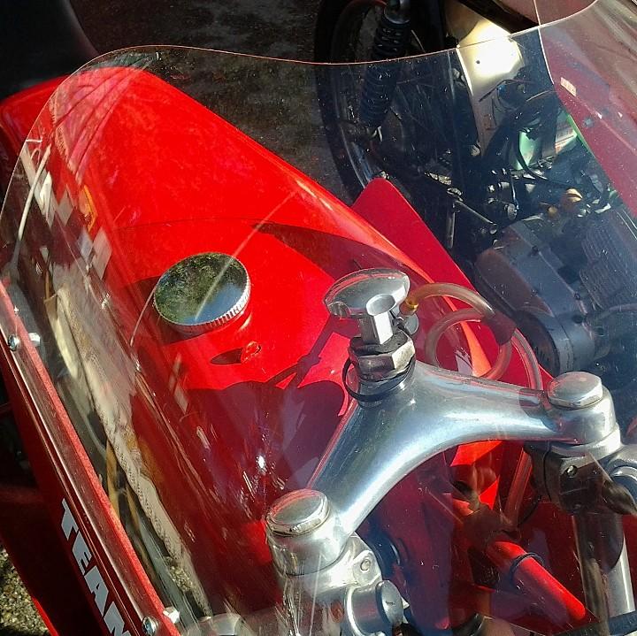 Tappo serbatoio R.BKE moto