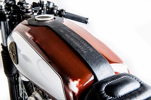 Tappo serbatoio per Kawasaki W650 Cafe Racer R.BKE
