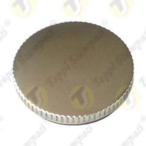 Tappo serbatoio per moto R.BKE in acciaio e acciaio inox innesto a baionetta diametro di passaggio 40 mm